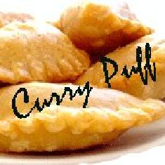 咖喱角( Curry puff )的做法
